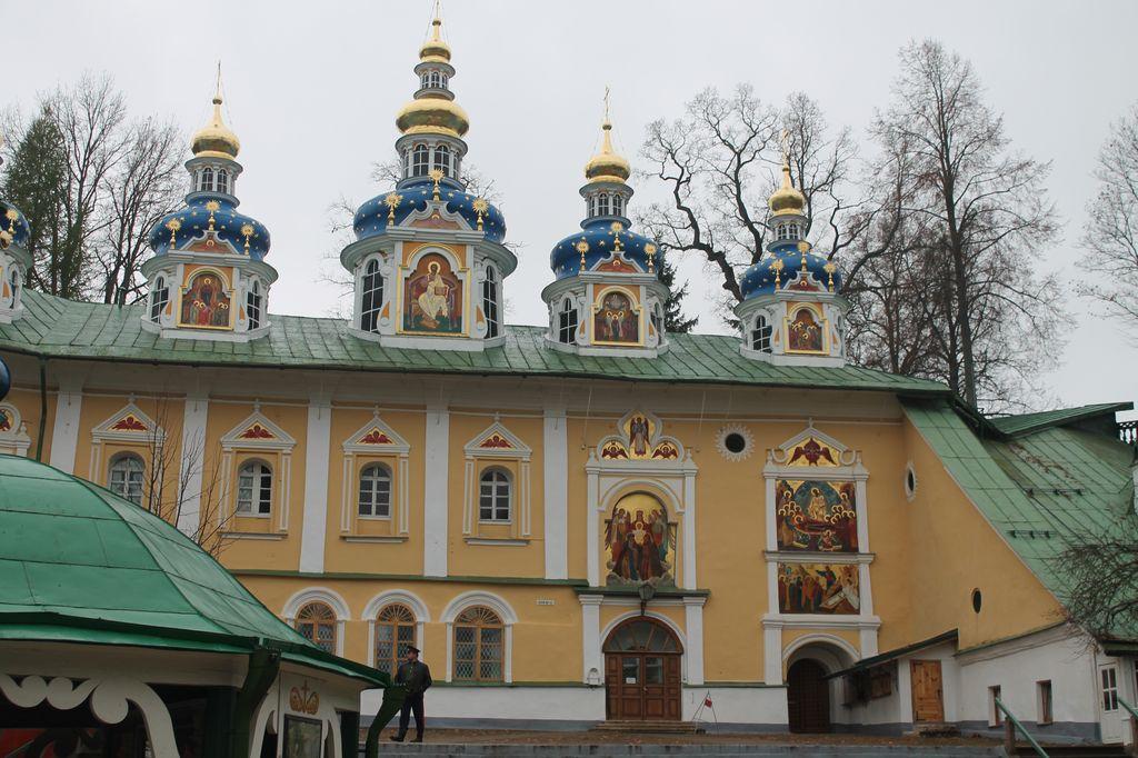 Поездка Псков-Изборск-Печоры